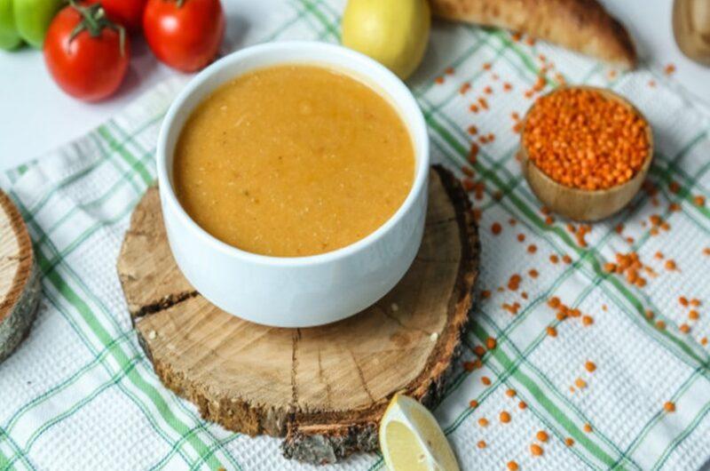 Egyptian Lentils Soup